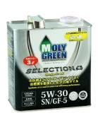 Moly Green. Вязкость 5W-30, синтетическое. Под заказ