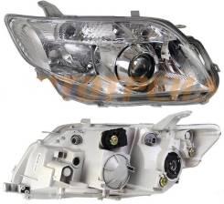 Фара. Toyota Corolla Axio, ZRE144, ZRE142, NZE141, NZE144 Toyota Corolla Fielder, ZRE144, ZRE142, NZE141, NZE144 Двигатели: 2ZRFE, 1NZFE. Под заказ