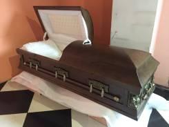Ритуальные услуги продажа элитных гробов от производителя