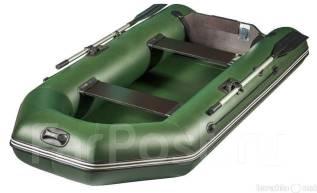 Мастер лодок Аква 2800. Год: 2017 год, длина 2,80м., двигатель подвесной, 5,00л.с., бензин