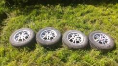 Литые диски на шинах Pirelli 175 70 13. x13 4x98.00