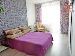 4-комнатная, улица Ладыгина 2. 64, 71 микрорайоны, проверенное агентство, 88 кв.м. Интерьер