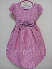 Платья. Рост: 110-116 см
