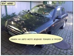 Chevrolet Lanos. механика, передний, 1.5 (89 л.с.), бензин