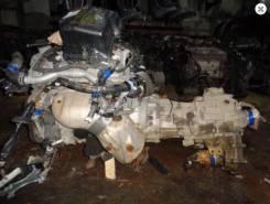 Двигатель в сборе. Toyota Cami Двигатель K3VE