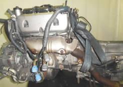 Двигатель в сборе. Honda Legend Двигатель C35A