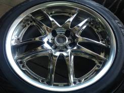 RAYS VOLK RACING GT-V. 8.0x18, 5x114.30, ET27