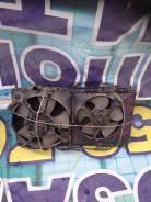 Радиатор охлаждения двигателя. Mitsubishi FTO, DE3A, DE2A Двигатель 6A12