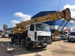 МАЗ Машека. Автокран МАЗ-машека 25 тонн 2007г, 10 000 куб. см., 25 000 кг., 28 м.