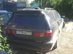 Крышка багажника. Mitsubishi Legnum, EC4W, EA1W, EC5W, EA5W, EC1W, EA4W Mitsubishi Emeraude Mitsubishi Galant