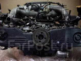 Двигатель в сборе. Subaru Forester Subaru Legacy Subaru Exiga Двигатель EJ253