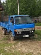 Toyota Toyoace. Продаётся бартовой грузовичок, 2 500 куб. см., 2 120 кг.