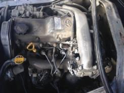 Двигатель в сборе. Toyota Hiace Двигатель 1KZTE