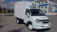 ГАЗ Газель. Газель Рефрижератор 2008 г., 2 464 куб. см., 1 500 кг.