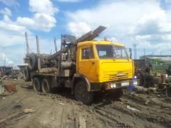 Камаз 5320. Продается хлыстовоз Камаз-5320 складной, доп складное дышло под 6-8 м, 10 000 куб. см., 20 000 кг.