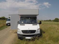 Mercedes-Benz Sprinter 313 CDI. ФУД ТРАК Mercedes Sprinter 2011 года, 2 200 куб. см., 1 000 кг.
