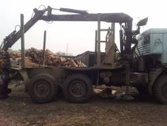 Камаз 4310. Продается -фишка логлифт 81, 10 000 куб. см., 15 000 кг.