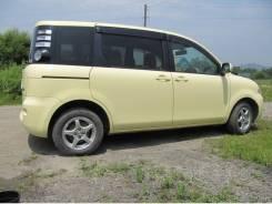 Toyota Sienta. вариатор, передний, 1.5 (110 л.с.), бензин, 118 000 тыс. км