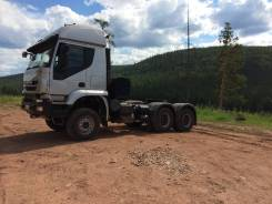 Iveco Trakker. 420 6x6 2011г, 13 000 куб. см., 90 000 кг.
