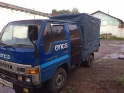 Toyota Toyoace. Продам бортовой двухкабинный грузовик, 130 куб. см., 1 250 кг.
