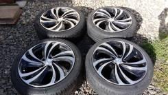 Комплект колёс. 8.0x18 5x114.30 ET45 ЦО 73,0мм.