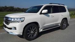 Toyota Land Cruiser. автомат, 4wd, 4.0 (239 л.с.), бензин, 102 000 тыс. км