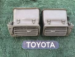 Решетка вентиляционная. Toyota Corolla Fielder, NZE121G, CE121G, NZE121, CE121 Двигатели: 1NZFE, 3CE