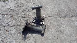 Кронштейн усилителя бампера. Audi A6, C5