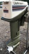 Johnson. 15,00л.с., 2-тактный, бензиновый, нога S (381 мм)