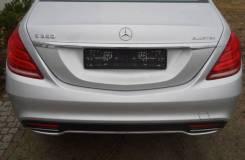 Ноускат. Mercedes-Benz S-Class, W222. Под заказ