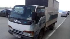 Isuzu Elf. Isuzu ELF 2000 г, 3 100 куб. см., 1 500 кг.