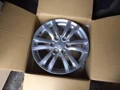 Диски колесные. Mitsubishi Pajero, V85W, V87W, V88V, V88W, V93W, V95W, V97W, V98V, V98W Mitsubishi Montero, V85W, V87W, V88V, V88W, V93W, V95W, V97W...