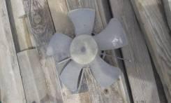 Вентилятор охлаждения радиатора. Toyota ist, NCP60 Двигатель 1NZFE