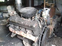 Двигатель в сборе. ГАЗ 3307 ГАЗ 53