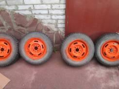 Комплект колес на ваз. x13 4x98.00