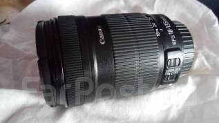 Объектив Canon EF-S 18-135 f/3,5-5.6 IS. Для Canon, диаметр фильтра 67 мм