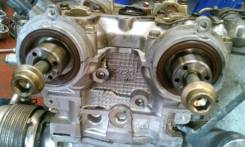 Головка блока цилиндров. Subaru Legacy, BL, BPH, BP9, BL5, BLE, BP, BL9, BP5, BPE Двигатель EJ20Y