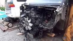 Двигатель в сборе. Mitsubishi Delica Space Gear
