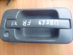 Ручка двери внешняя. Isuzu Bighorn, UBS69DW Двигатель 4JG2