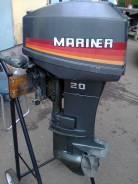 Mercury. 20,00л.с., 2-тактный, бензиновый, нога S (381 мм), Год: 1998 год