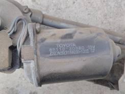 Мотор стеклоочистителя. Toyota Crown, JZS151
