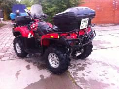 Stels ATV 800GT MAX. исправен, есть птс, с пробегом