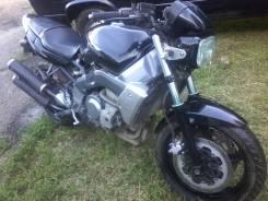 Kawasaki Xanthus. 400 куб. см., птс, с пробегом