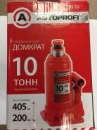 """Домкрат гидравл. бутылочный """"Автопрофи"""" 10т"""