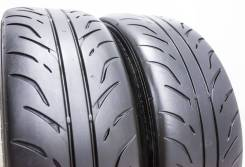 Dunlop Direzza ZII. Летние, 2015 год, износ: 10%, 2 шт