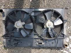 Радиатор охлаждения двигателя. Mazda MPV, LWFW, LW5W, LWEW, LW3W Двигатель FS