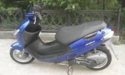 Suzuki Address V110. 110 куб. см., исправен, птс, с пробегом