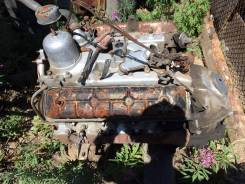 Двигатель в сборе. ГАЗ 53