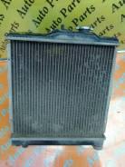 Радиатор охлаждения двигателя. Honda Domani, MA4 Двигатель ZC
