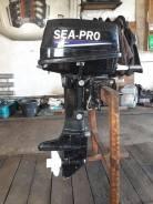 Sea-Pro. 15,00л.с., 2х тактный, бензин, нога S (381 мм), Год: 2014 год